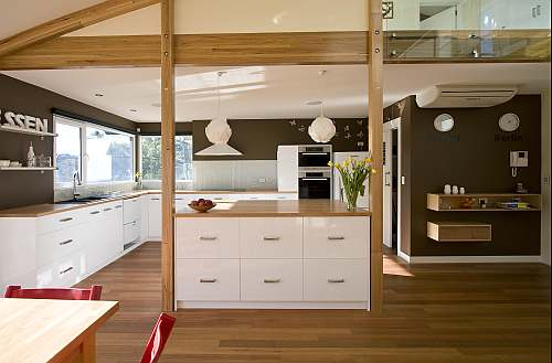 image of kitchen joinery