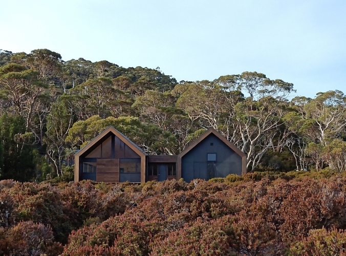 image of Waterfall Valley Hut